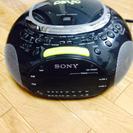 CD ラジオ プレーヤー