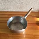[6月渡し] ナカオ製 雪平鍋18cm
