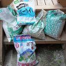 バーミキュライトとパーライトとさし芽の土