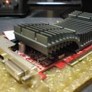 グラフィックボード ASUS HD4350 中古 動作品