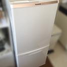 Panasonic 2ドア冷凍冷蔵庫