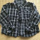 コムサのベビーシャツ 90