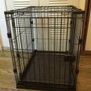 アイリスオーヤマ ペット ケージ 犬猫 兼用 美品