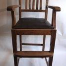 アンティーク 子供用椅子