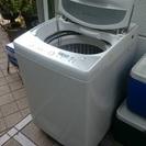 【すいません取引中です】シャープ洗濯機 2007年製 引取に来て下...