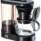 【再値下げ】Kalita 浄水機能付コーヒーメーカー ブラック E...