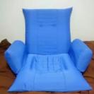 肘おき付座椅子(キャンセルにつき再出品)