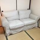 IKEA エークトルプ3人掛けソファ