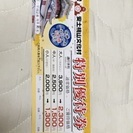 300円!送料無料!伊勢 安土桃山文化村 1400円引き券