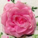 髪飾り薔薇