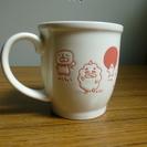 UHBともだっち、マグカップ