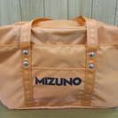 【MIZUNO】ミズノ★スポーツバッグ★ナイロン★オレンジ