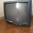 アナログブラウン管テレビ、20インチモノラル
