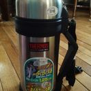 THERMOS ステンレスボトル1.25リットル 新品未使用品