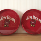 JIM BEAM お盆 インテリア