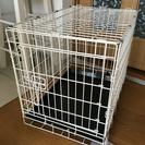 中古 2ドアホワイトゲージ(折り畳み型)