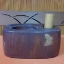 アンティーク たばこ盆