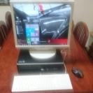 HP 6005 Pro SFF Windows10 19インチモニ...