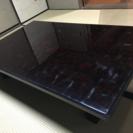 塗りの座卓