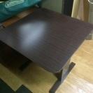 ニトリ製ダイニングテーブル