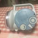 TOSHIBAラジオ付きサーチライト