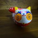 手作り猫雑貨 招き猫 「福よ来い」