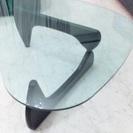 クラスティーナ ガラステーブル