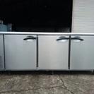 業務用/大和冷機3ドア/台下冷蔵庫