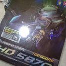 グラフィックボード RADEON HD5870