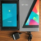 ASUS Nexus7 2012 16G wifiモデル