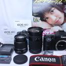 ショット数366回●新品級● Canon キャノン EOS 40...