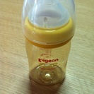 プラスチック製哺乳瓶