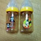ピジョン プラスチック製哺乳瓶