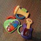 フィッシャープライス 楽器おもちゃ