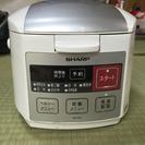 【取引中】炊飯器 シャープ