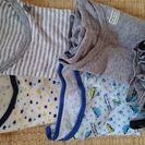 男の子のシャツ(長袖、秋冬)