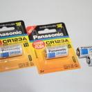 カメラ用リチウム電池CR123A   /3V