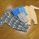 男の子ベビー服セット