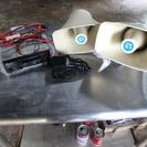 車載用 拡声器テープデッキ 12V ノボル YT-21 & スピー...