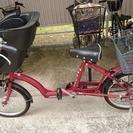 子供乗せ自転車(ギア付き)