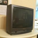ブラウン管テレビ(Panasonic)