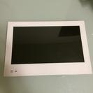 SoftBank フォトフレーム TV付き 防水