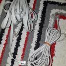 パソコンのケーブル 電話ケーブル