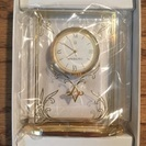 ミキモト 新品 置き時計