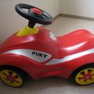 子供の車 足蹴り乗り用 PUKY社 & 知育玩具