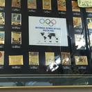 オリンピック 記念バッジ