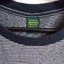 ユニクロ 綿100%シャツ