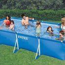 プールと循環浄化ポンプセット