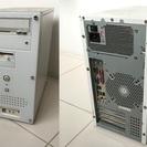 デスクトップパソコン2台 (ジャンク品)
