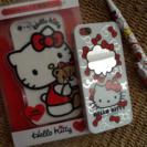 キティちゃんのiPhone5 5sケース